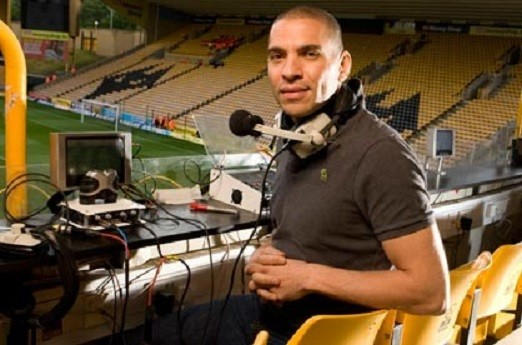 Stan Collymore reported racist Twitter abuse to Cannock Police PIC: Reuters