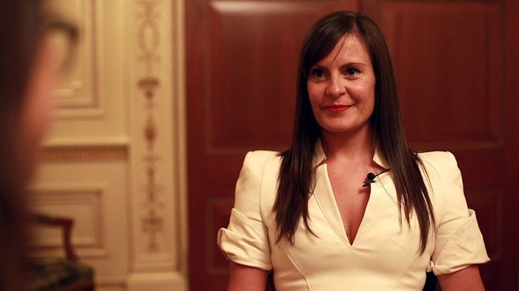 Women in the City: Capgemini's Maggie Buggie on Promoting Female Tech Talent (Photo: IBTimes UK)