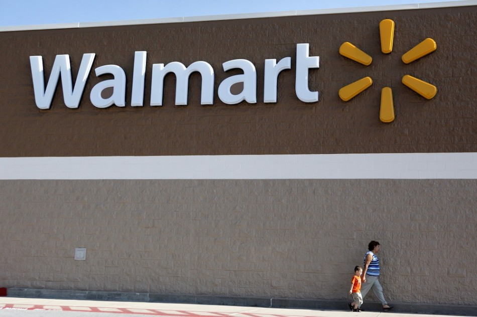 Disabled man banned from Walmart