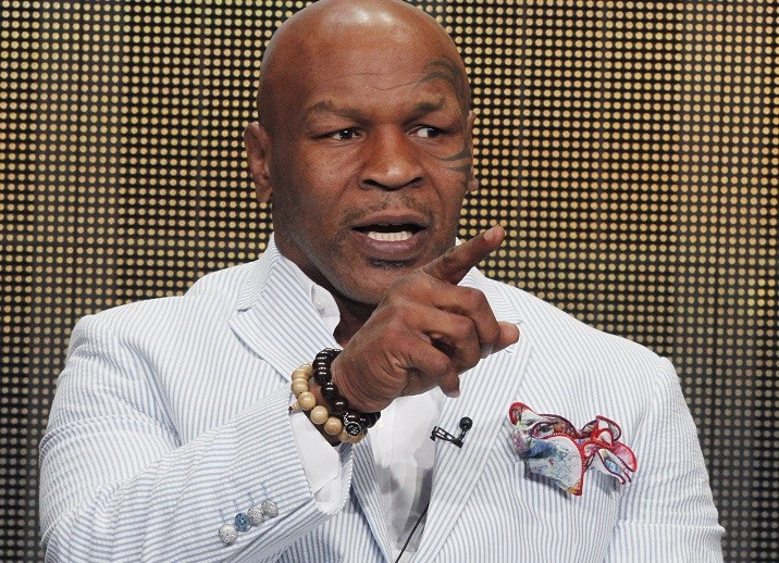 Mike Tyson won't be coming to Britain to promote Undisputed Truth book PIC: Reuters