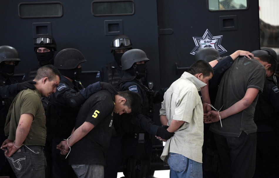 La Familia Michoacana split in 2011 after several of its members were arrested or killed by security forces