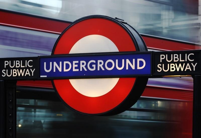 London Underground roundel