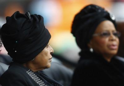 Mandela family Johannesburg