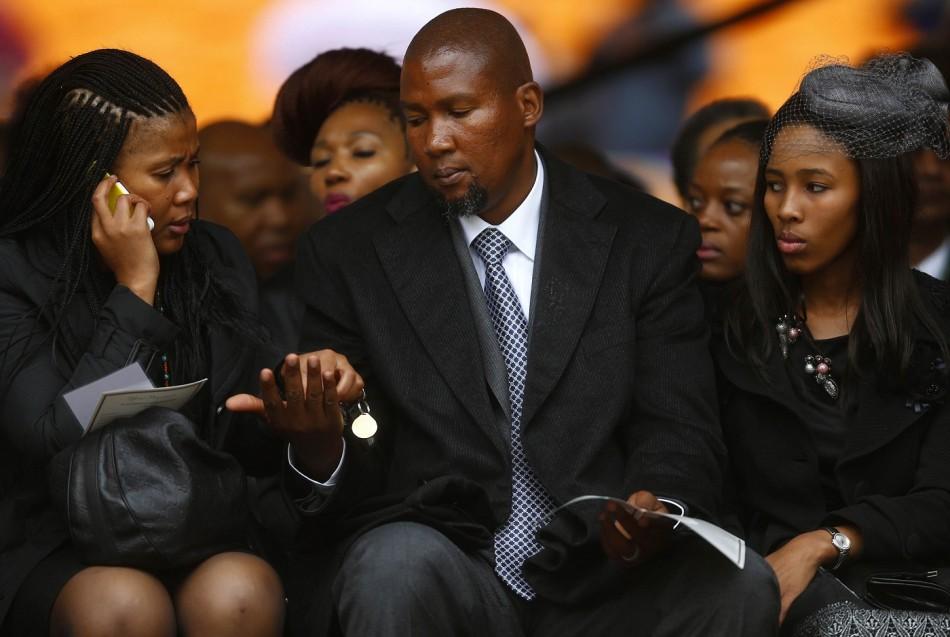 Madiba family