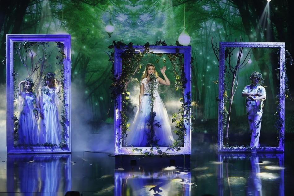 American Singer Reaches Arabs Got Talent Final