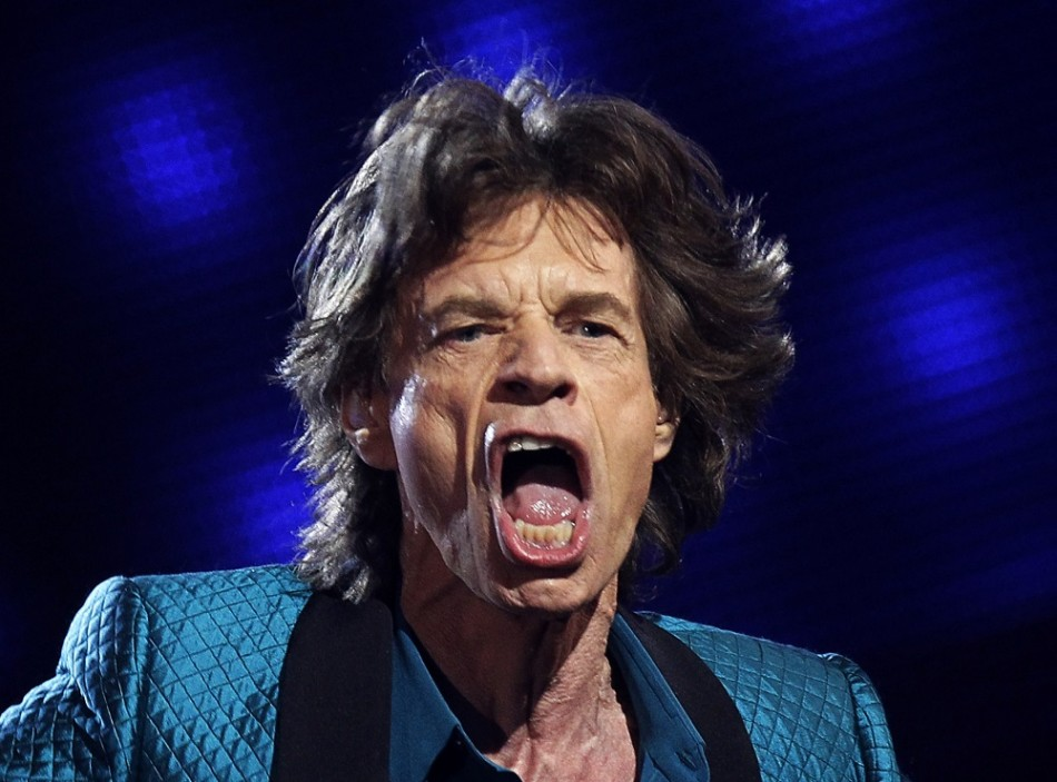Mick Jagger Having His Eighth Child First With Melanie