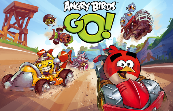 Angry Birds Go Review