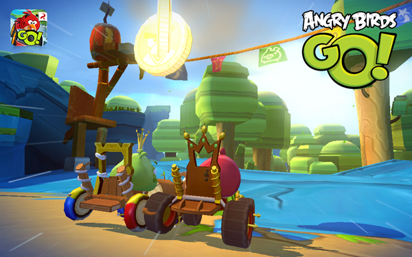 Angry Birds Go! Review