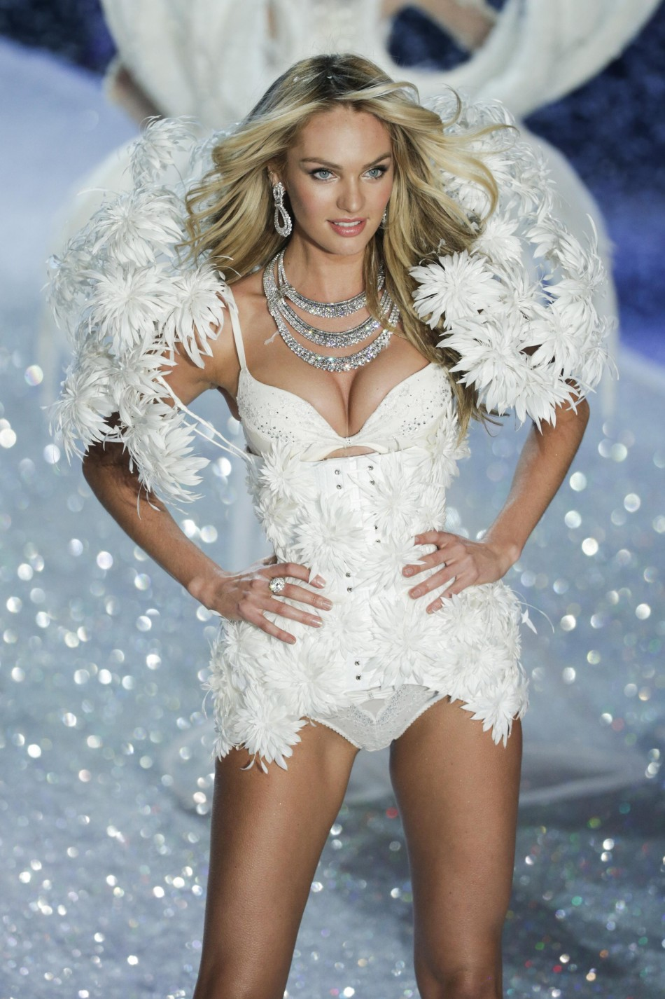 Victoria's Secret Angel Candice Swanepoel Tops Maxim Hot 100 List