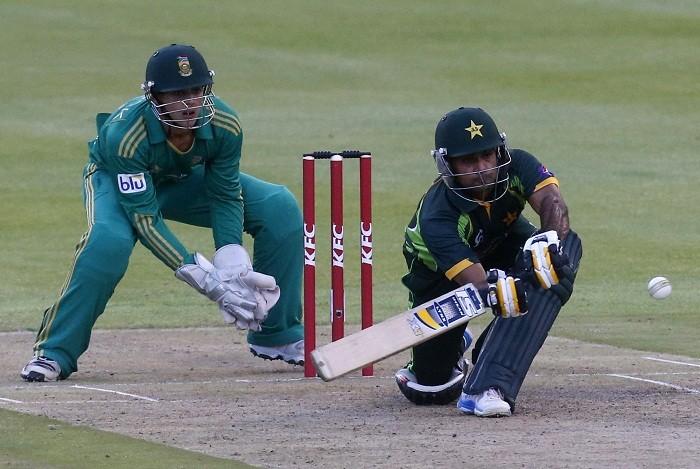 Mohammed Hafeez Quinton De Kock Pakistan South Africa