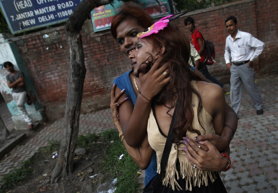 India's highest court illegalises gay sex