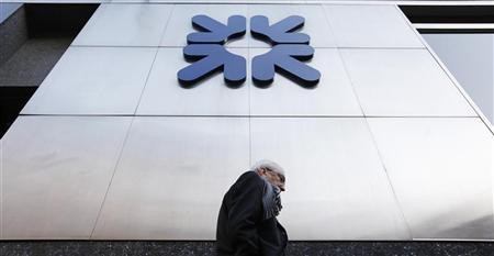 RBS Finance Director Nathan Bostock Resigns After 10 Weeks to Join Santander (Photo: Reuters)