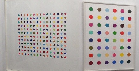 Police believe the artwork was specifically targeted by the suspect (Met Police)