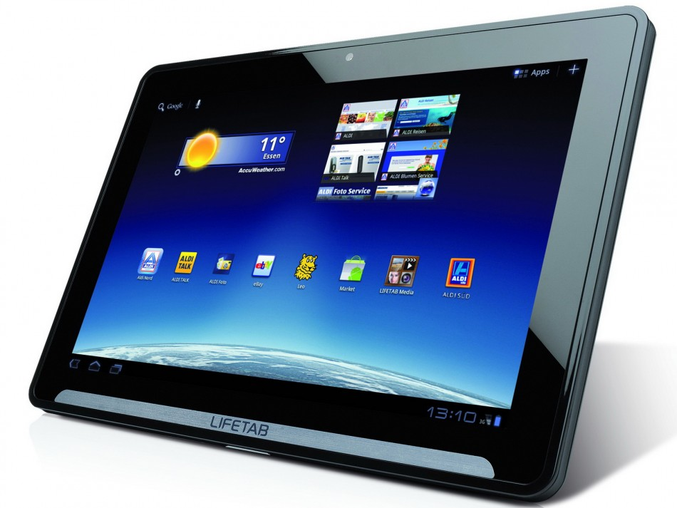 The Aldi Medion Lifetab E7316 has sold out in 24 hours.