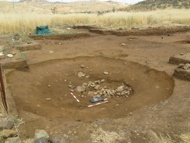 The site of Ayia Varvara-Asprokremnos in Cyprus has revealed artefacts suggesting much earlier human settlements than previously thought. (Department of Antiquities Cyprus)