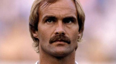 Former Stoke manager Mick Mills captained England during the 1982 World Cup (Wikicomms)