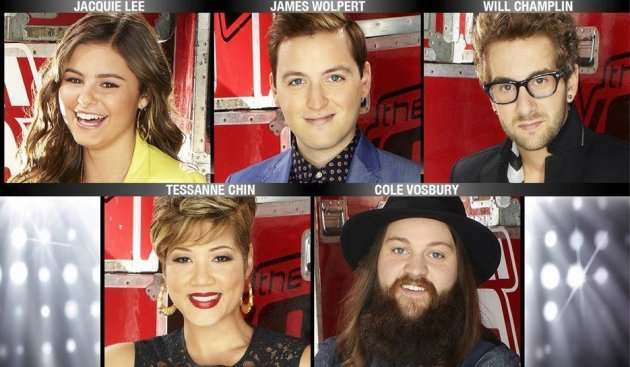 Top 3 finalists of The Voice revealed