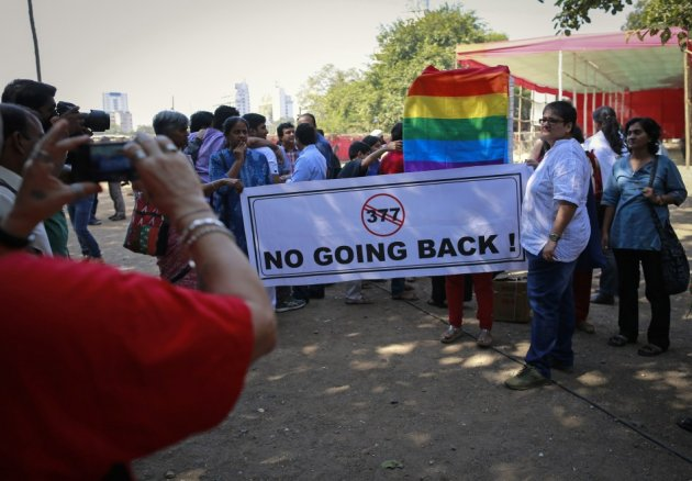 India's top court declares homosexuality illegal