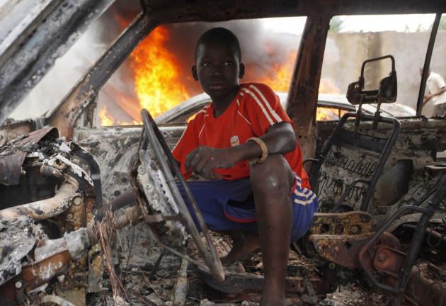 Bangui clashes