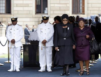 Winnie Mandela Pretoria