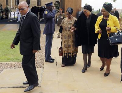 Jacob Zuma Mandela Slate