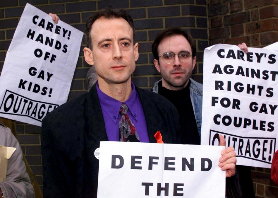 Peter Thatchell Condemns India Ban