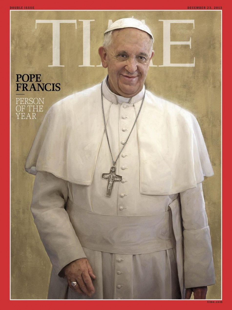 Pope Francis Time 2013