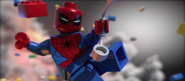 LEGO: Marvel Superheroes