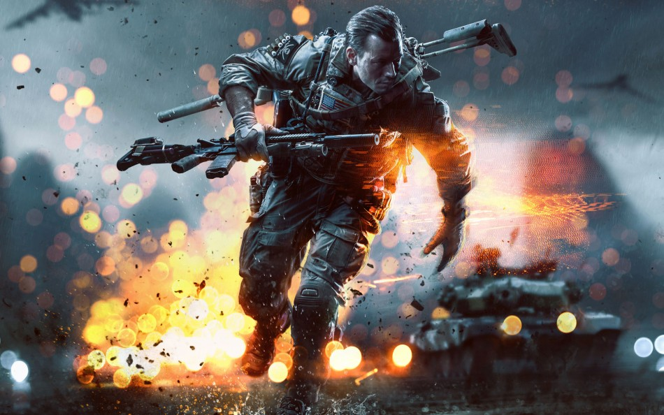 Battlefield 4 PS4 Patch