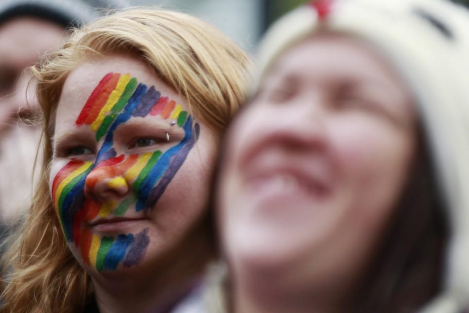 Australia gay marriage verdict