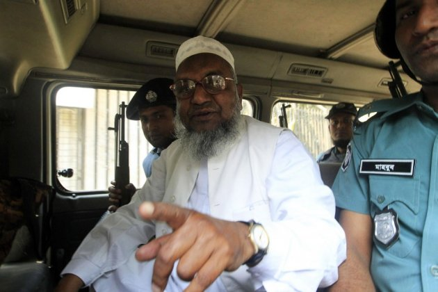Bangladeshi Islamist leader Abdul Khader Mulla
