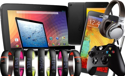 Christmas Gift Guide: Technology