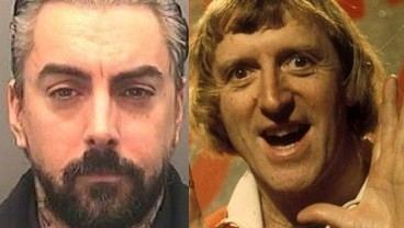 Ian Watkins and Jimmy Savile were both accused of using their celebrity status to abuse children