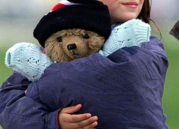 Rape victim used teddy bear to reveal abuse by teenager in Somerset PIC: reuters