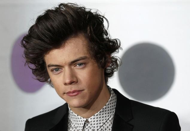One Direction star Harry Styles turns 20