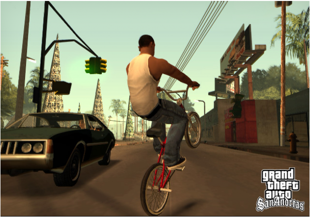 GTA: San Andreas for iPhone and iPad Available via iOS App Store [Download]