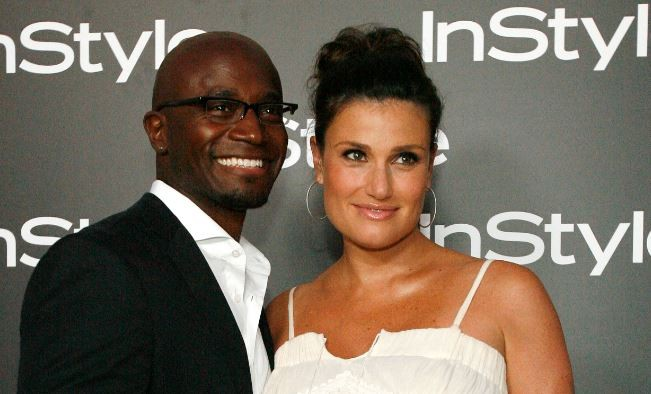American actress/singer Idina Menzel and Taye Diggs have split after ten years of marriage. (Reuters)