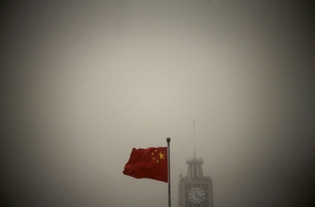 China Tells Pilots To Land In Smog