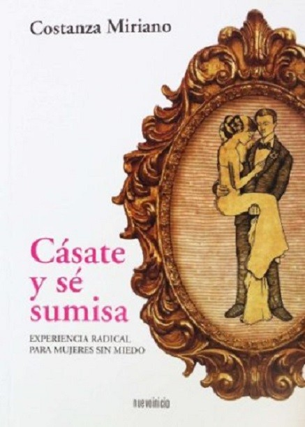 Marriage guide Cásate y sé Sumisa has sold well in Spain