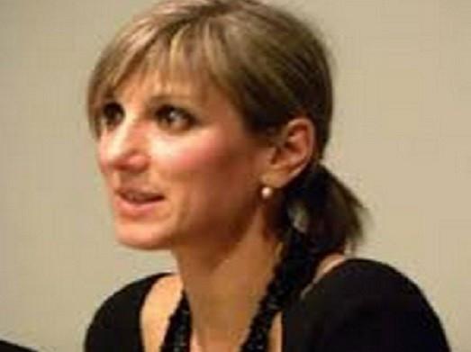 Cásate y sé Sumisa author Constanza Miriano