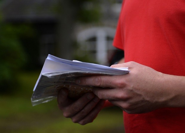 Paedophile used postal system to spread sex abuse images PIC: Reuters