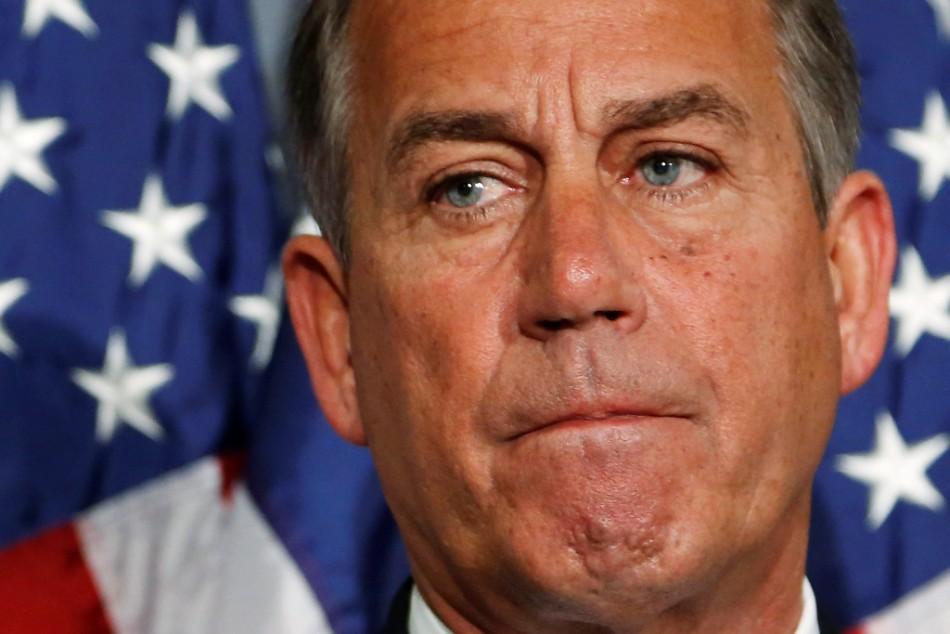 John Boehner Slams Conservative US Groups Opposing Budget Deal