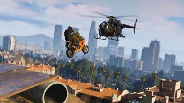 GTA 5 Online: New Update Brings Custom Deathmatch, Race Creators and More