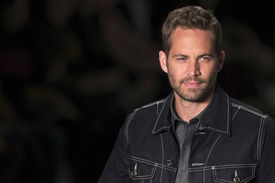 The Fast and The Furious Star Paul Walker