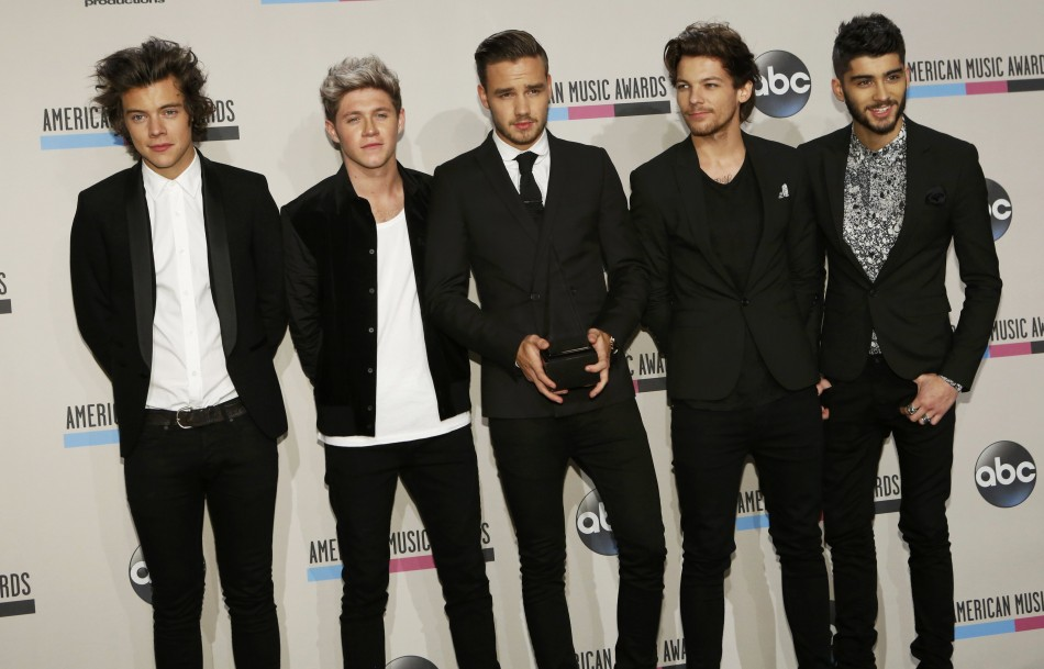 Billionaire Boyband One Direction To Earn 1bn In 12 Months