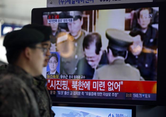 North Korea executes Kim's uncle
