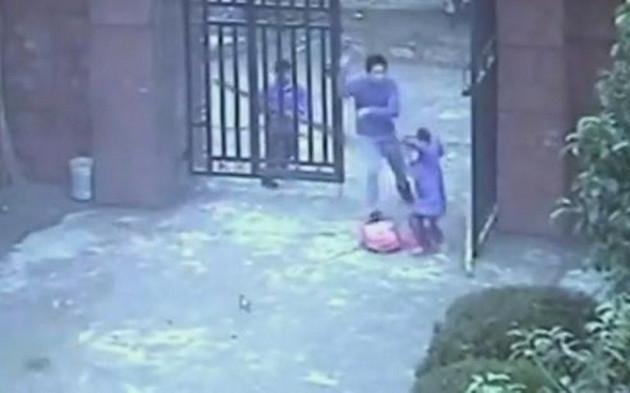 Min Yongjun goes on rampage with knife at Henan school