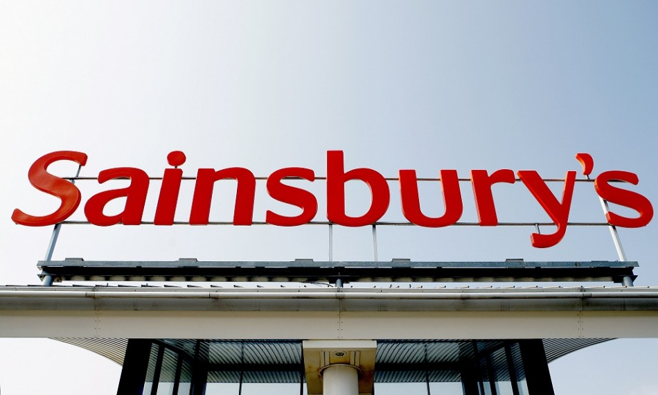 Sainsbury's saw its shares tank to lowest level since 2003