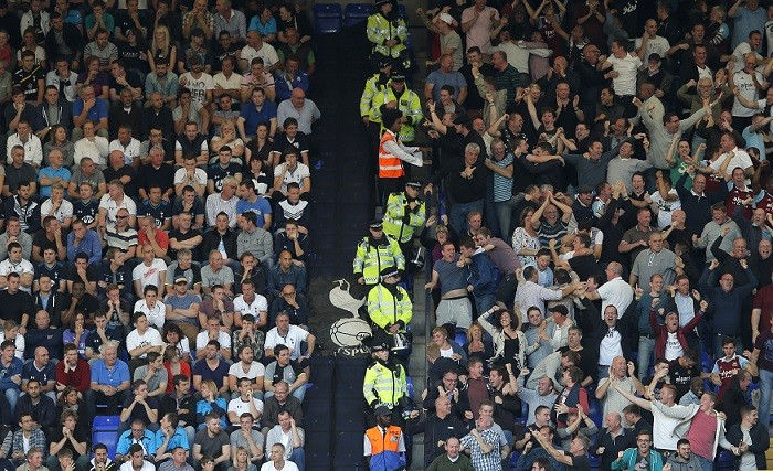 Spurs and West Ham meet in League Cup derby clash at White Hart Lane
