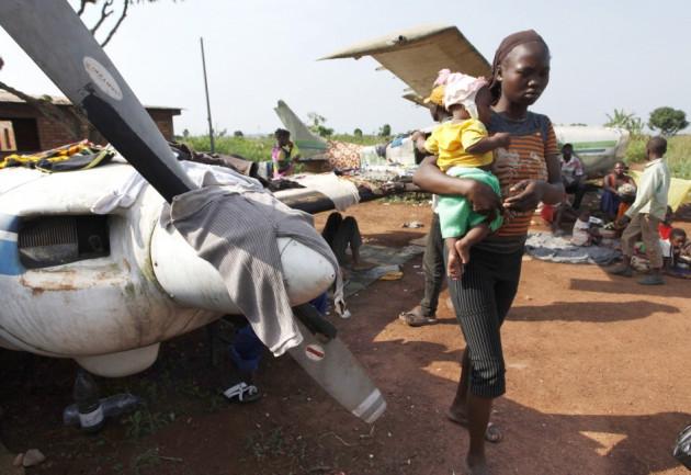 Diplaced people CAR